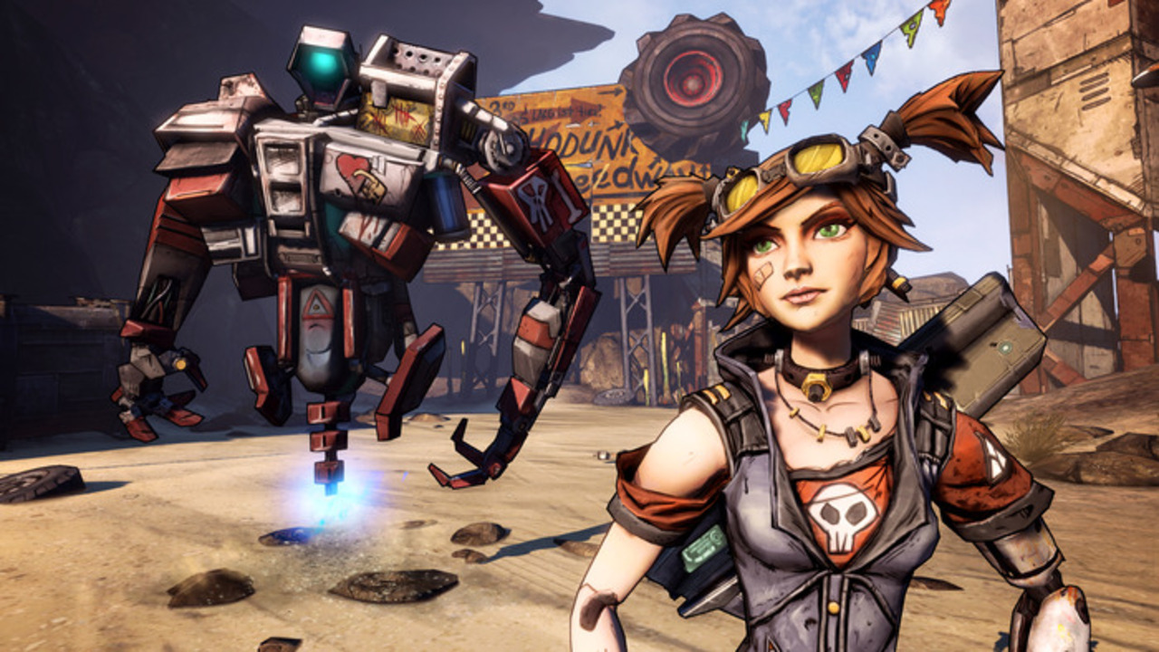 Borderlands 2 Screenshots, Pictures, Wallpapers - Xbox 360
