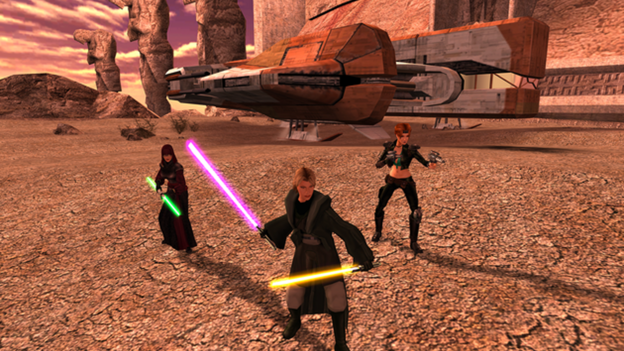 Star Wars®: Knights of the Old Republic™ II – The Sith Lords iPhone iPad